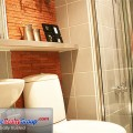 Avida Towers New Manila 1 Bedroom Loft Bathroom