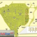 Fifth Avenue Place Vicinity Map
