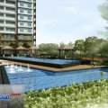 One Castilla Place Pool (lap pool)