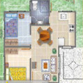 Springfield View Molave House Model Floor Plan