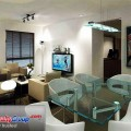 The Sapphire Bloc 3 Bedroom Unit Finishes