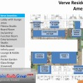 Verve Residences Amenity Floor Plan