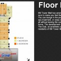 Wil Tower Mall Building Floor Plan 4